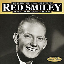 Red Smiley & Bluegrass Cut Ups, Best Of Red Smiley, Very Good Original recording