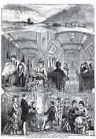 Union Pacific Railroad - 18 Historic Books on CD - D257