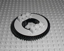 LEGO Technic - Drehkranz groß hellgrau schwarz Turntable 18938 18939 42043 42055