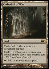 MTG 1x CATHEDRAL OF WAR - M13 *Rare Land Exile NM*