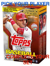 2020 Topps Series 2 Baseball   Pick Your Card   Complete Your Set #600-700