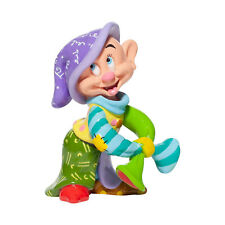 Disney Romero Britto 2020 Snow White's Dwarf DOPEY Mini Figurine 6007258
