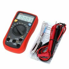 UNI-T UT136C Auto-Range Multimeter Tester Temp Frequency Resistance Volt AC DC