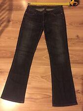 Sportsgirl Vintage Dark Blue Jeans, Size 12