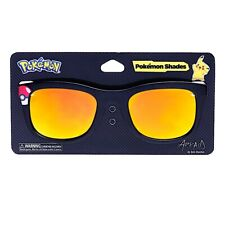 Pokemon Pokeball Sunglasses Black Frame Red Arms Kids Arkaid by Sun-Staches