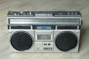 Hitachi TRK-7250E Ghettoblaster Radiorecorder