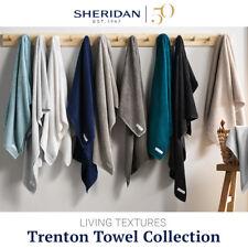 Sheridan Trenton Living Textures Towel Face Washer/Hand,Bath Towel/BathMat,Sheet