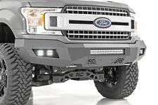 Rough Country Ford Heavy-Duty Front LED Bumper 18-20 F-150