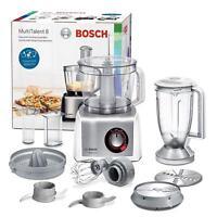 Bosch MC812S820 MultiTalent 8 - Procesador de alimentos multi-accesorios