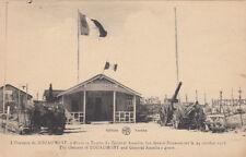 CPA GUERRE 14-18 WW1 VERDUN DOUAUMONT ossuaire tombe général anselin