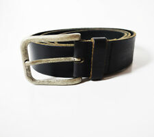 Originals by Jack & Jones Mens Leather Belt Black Size 40