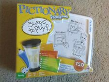 PICTIONARY FRAME GAME FAMILY FUN NEW IN SEALED BOX