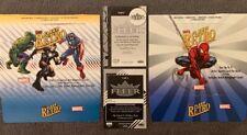 2013 / 2015 Fleer Marvel Retro Artist Sketch Card Singles Comic Cards