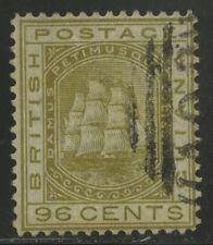 British Guiana  1876  Scott #  80  USED