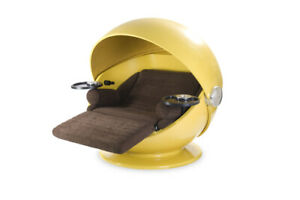 Sunball Chair unrestaurierter original Zustand Ris Selldorf für Rosenthal 1969