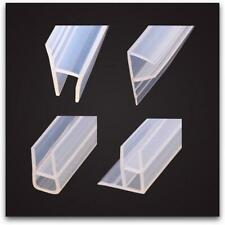 Sealing Silicone Sliding Doors Shower 6MM Glass Fixture Bathroom Home Accessory