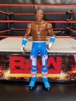 WWE MATTEL XAVIER WOODS BASIC SERIES WRESTLING FIGURE WWF TNA NXT NEW DAY