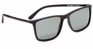 Le Specs TWEEDLEDUM Black Sunglasses with Pouch