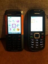 T-Mobile Nokia Xpress Music 5310 & Rh-121 (2-Phone Lot)