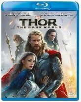 THOR - THE DARK WORLD  BLU-RAY    FANTASTICO