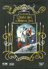 DVD - WALT DISNEY : L' ETRANGE NOËL DE MONSIEUR JACK / COMME NEUF