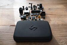 GoPro HERO 6 Action Camera - mit Case und Zubehörpaket
