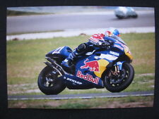 Photo Red Bull Yamaha WCM YZR500 2002 #21 John Hopkins (USA) Dutch TT Assen #9