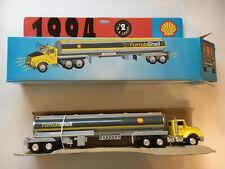 Modelauto Shell Tankwagen 1994 Silverado Toy Tanker Truck - OVP