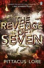 The Revenge of Seven: Lorien Legacies Book 5 by Pittacus Lore (Paperback, 2015)