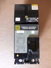 Square D Fa Fa26030Bc Fa26030 2 Pole 30 Amp 600V Circuit Breaker Grey Label