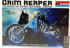 Monogram 7541 1:8th scale Old school chooper Tom Daniel Grim Reaper