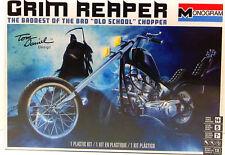 Monogram 7541 1:8th scale Old school chopper Tom Daniel Grim Reaper