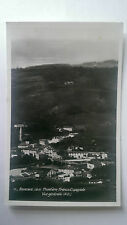 1938 Behobie France B&W Postcard  General View Franco Spanish Border