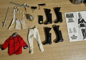 Original Vintage Action Man Lifeguard Uniform. Ceremonial