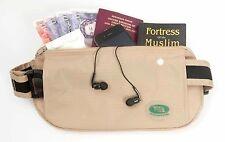 Hajj Safe - Anti-Theft Wire Re-Enforced Ihram Belt & Money Belt