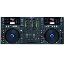 Gemini CDMP-7000 Professional DJ CD-Player USB MP3 3-Channel Media Workstation