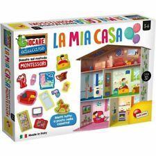 Giocare Educare. Montessori Maxi La Mia Casa Delle Parole