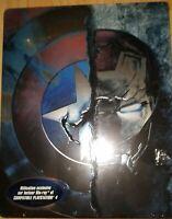 [Blu-ray] MARVEL Captain America : Civil War Steelbook - NEUF SOUS BLISTER