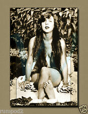 Paris France Poster/French Print/Photo/17x22 inch/Art Deco French Model/1920's