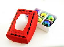 Dolls House Box of Baubles 1:12 Christmas Tree Ornament Decorations Accessory