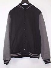 NWT Men's Beren Black and Grey Jacket 14034 Size Medium MSRP $96