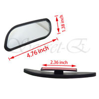 Universal 2 Auto 360° Wide Angle Convex Rear Side View Blind Spot Mirror for Car