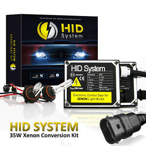 For 1995-2018 Toyota Avalon Headlight 35W 55W HID Kit by HidSystem xenon Light
