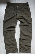 "The North Face ""10"" Green Trousers Pants Outdoor Hose Womens"
