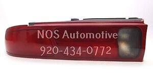 NOS New OEM 1995-1997 Ford Probe GT Left Tail Light Tail Lamp Taillight Taillamp