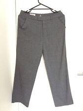 Esprit 100% Wool Grey Pants Size 12