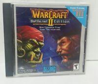 Warcraft 2 II Battle.net Edition (Windows/Mac, 1999) with CD key