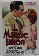 "The Maltese Falcon Movie Poster 2"" X 3"" Fridge / Locker Magnet. Bebe Daniels"