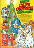 CAPTAIN CRUNCH CHRISTMAS TREE BOX W/ GHOST ORNAMENT INCLUDED