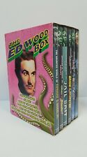 Movie DVD - The Ed Wood Box - Classic B-Film Collection (DVD, 2004, 6-Disc Set)